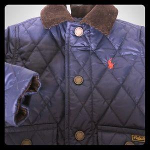 Ralph Lauren 12m barn Jacket 💙💙
